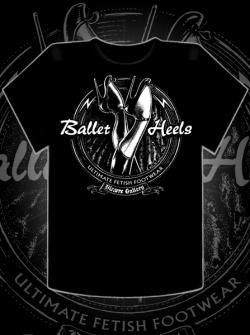 BALLET HEELS